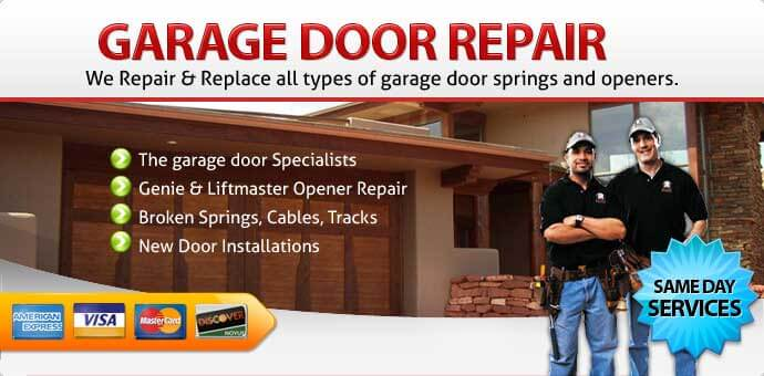 garage door repair Lauderhill FL
